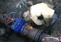 Коммунальные службы восстанавливают холодное водоснабжение в Смоленске