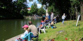 В Смоленске завершился День рыбака