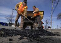 В Смоленске озвучили планы по ремонту дорог