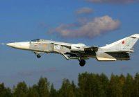 Боевые самолёты летают над Рославлем на сверхмалой высоте