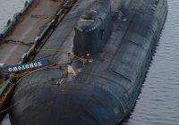 «Смоленск» запустил крылатую ракету