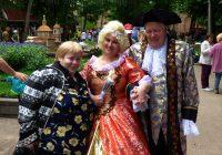 Екатерина II вместе с князем Потёмкиным приглашают смолян на праздник