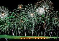 В Смоленске прошёл седьмой фестиваль фейерверков «Звездопад»
