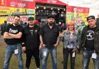 Рок-группа из Смоленска зажгла на фестивале «Нашествие»