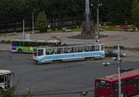 Движение трамваев по улице Николаева восстановлено