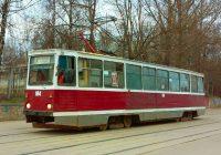 Трамвайная блокада Заднепровья продлится до выходных