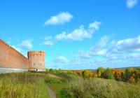 В Смоленске появится стела с изображением крепостной стены