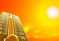 В Смоленск идёт 30-градусная жара