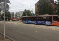 Движение трамваев в Заднепровье восстановлено
