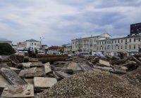 Августовские раскопы: Смоленск погрузился во множественные ремонты
