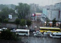 На Смоленск надвигается шторм