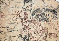 Второе граффити исторической тематики украсит Смоленск