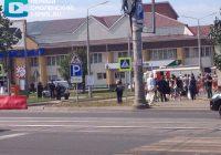 В Смоленске оцепили автовокзал