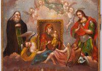 Старинную «Кутузовскую икону» покажут смолянам