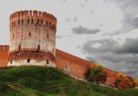 Судьба Крепостной стены Смоленска решится в следующем месяце