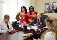 Планерка в мэрии: «Я не цыган – пока только учусь»
