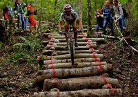 В Смоленске прошли велогонки по бездорожью