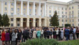 В Смоленске массовые эвакуации
