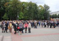 Массовая эвакуация в Смоленске: подробности