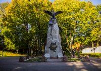 В Смоленске закончили ремонт «памятника с орлами»