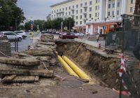«Квадра» срывает сроки ремонтных работ в Смоленске
