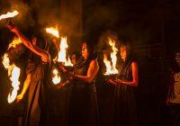 Театр Sub Rosa представил смолянам новый спектакль «TARO»