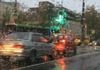 Утреннее ДТП на Шевченко создало на дорогах огромные заторы