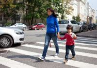 Штрафы за непропущенного пешехода или велосипедиста увеличились