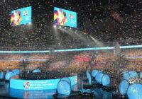 В Сочи прошло открытие Всемирного фестиваля молодёжи и студентов