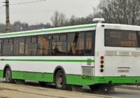 Смоленск лишится четырёх автобусных маршрутов