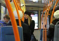 Сегодня проезд в общественном транспорте стал дороже