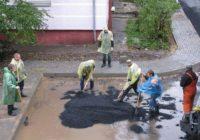 За укладку асфальта в дождь — увольнение