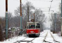 В Смоленске ищут сбежавший трамвай