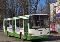Смоленский автобус № 2 изменит путь следования