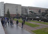 В Смоленске отметили день Сухопутных войск