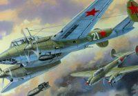 В Сафоновском районе поисковики подняли из болота самолёт Пе-2
