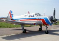 Смоленский авиазавод поставляет новые самолёты в ДОСААФ