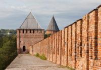 Смоленскую крепостную стену ждёт реставрация?
