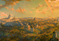 Полотно «Смоленск великокняжеский» покажут в КВЦ Тенишевых