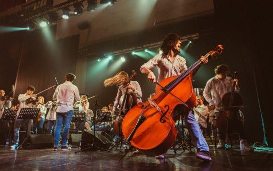 Брянцев приглашают насимфоническое рок-шоу RockestraLive