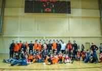 Воспитанники шаталовского детского дома посетили футбольный матч Суперлиги