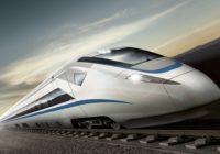 РЖД планируют построить участок высокоскоростной магистрали до Германии