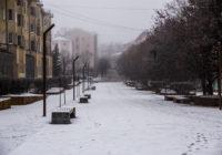 В Смоленске завершили благоустройство сквера на Коммунистической