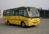 Автобусы с детьми оборудуют специальными мигалками