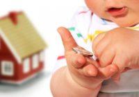 Мера материальной поддержки за рождение первенца вступила в силу