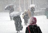 В Смоленской области ожидаются сильные метели