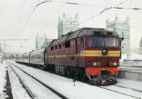 В Новодугино появилась дополнительная остановка поезда «Смоленск – Санкт-Петербург»