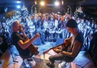 Группа «Нервы» сегодня сыграет акустический концерт в HAVANA CLUB