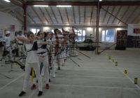 В Смоленске прошли соревнования по стрельбе из лука