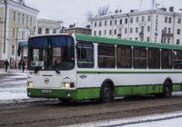 Как смоленские автобусы будут ходить в новогодние праздники